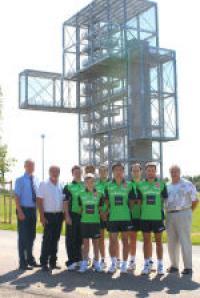 Das DTTL-Team 2009/2010