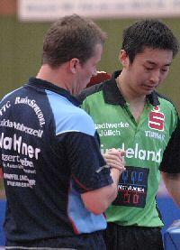 J-O Waldner, Yang Zi