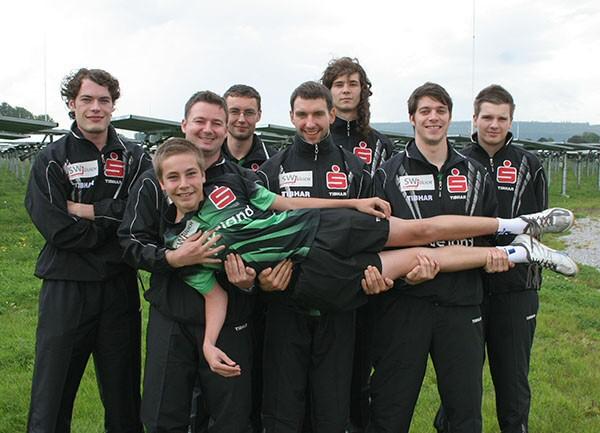 Das BL-Team 2010/2011