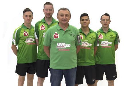 Das BL-Team