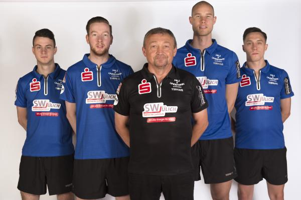 Die 1. Herrenmannschaft
