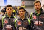 Muhammed Akar, Martin Allegro, Robin Devos