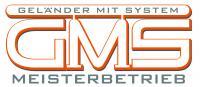 Logo GMS - Geländer mit System